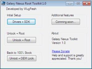 GnexRootToolkit GnexRootToolkit