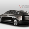tesla_modelx-03 Many X-Factors In Tesla's New Electric Car 'Model X'