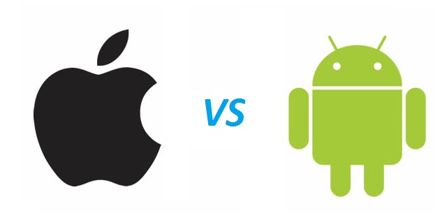 Google versus Apple