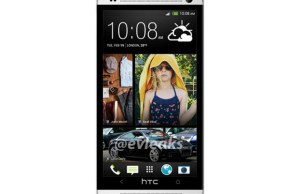 htc one press shot