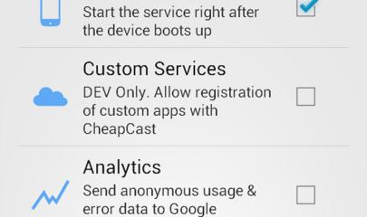 cheapcast-screenshot