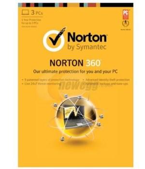 norton Homepage - Magazine