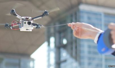 drone-leash
