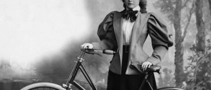 Lady Cyclist
