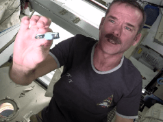 Chris-Hadfield-Nail-Clipping-Space Videos