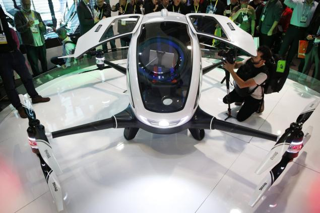 gadget-show-ehang CES 2016: 8 Coolest Gadgets That Will Blow Away Your Mind