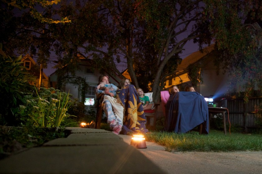 4939810895_ecd5c5cc59_o Outdoor Events: Choosing The Right Projector For Soiree