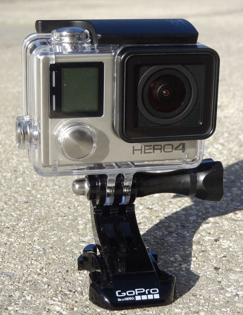 Cyclisme__GoPro_-_GoPro_Hero_4_20 5 Best Cameras For YouTubers