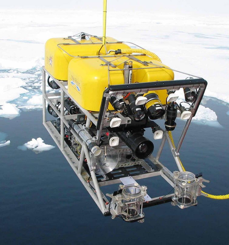 Global_Explorer_ROV Underwater Eyes: Practical Uses for ROVs and AUVs
