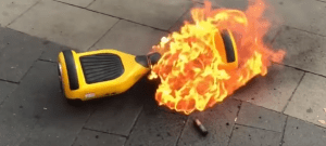 hoverboard-300x135 Family Files Lawsuit Against Amazon After Fire Caused by Hoverboard Burns Down Home