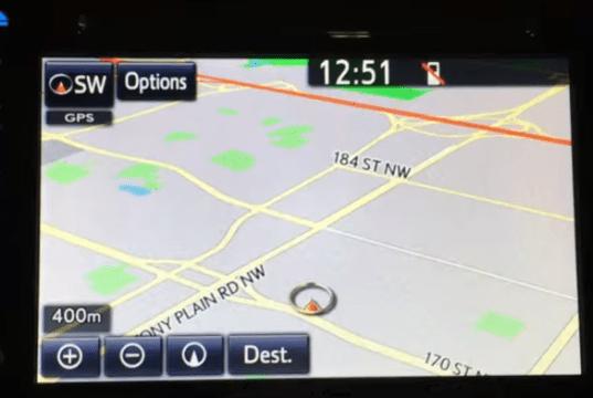 toyota-navigation-system News