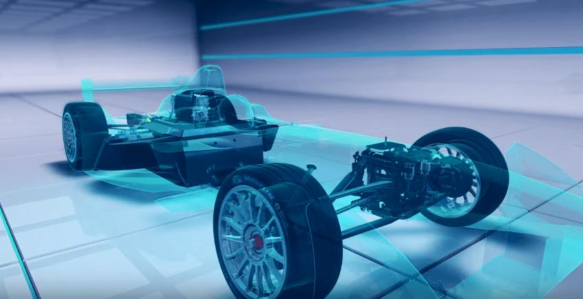 formula-e-race-cars Videos