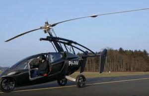 pal-v-flying-car Mobile Magazine