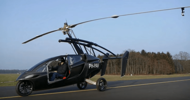 pal-v-flying-car Videos