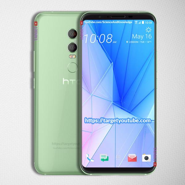 HTC U12GR