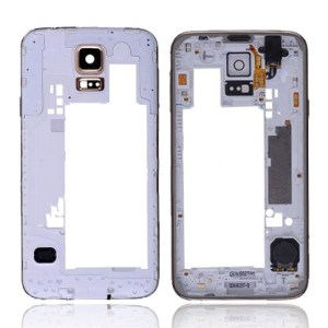 Galaxy S5 (G900I) Mid-Frame Housing – Gold