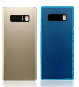 Galaxy Note 8 (N950) Rear Glass With Camera Lens – Gold
