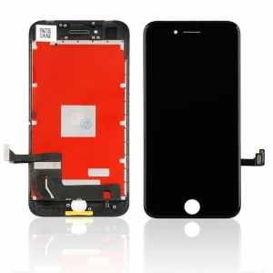 iPhone 8 4.7″ LCD and Digitizer Touch Screen Assembly (AAA Quality) – Black