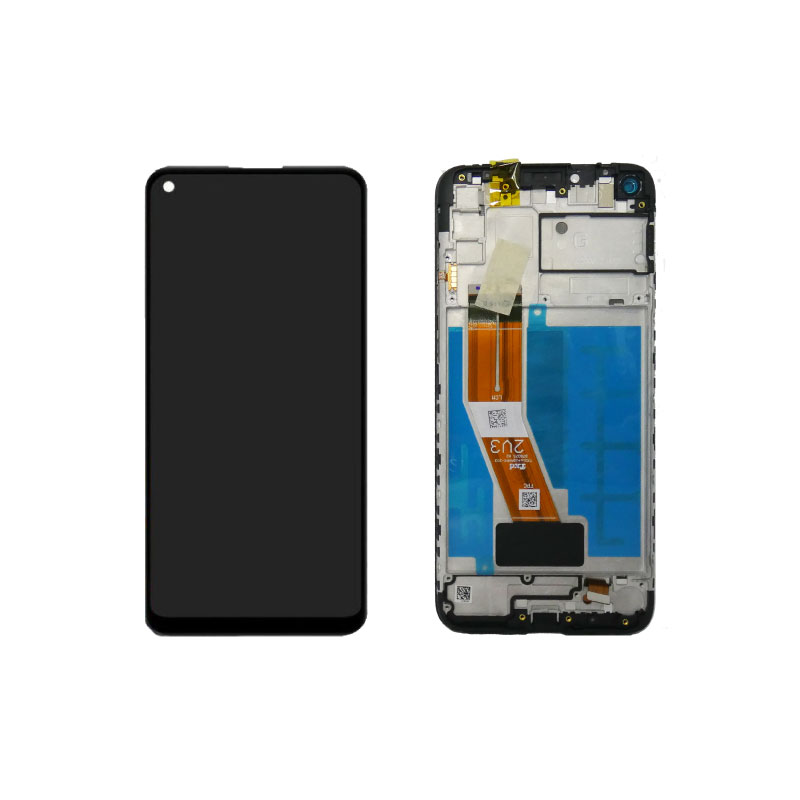 Galaxy A11 A115 Service Pack LCD Display Replacement