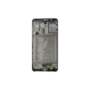Galaxy A31 2020 A315 Service Pack LCD Display Replacement Black