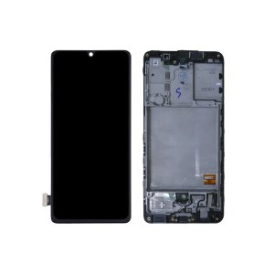 Galaxy A41 (A415F) LCD and Digitiser Touch Screen Assembly (Samsung Service Pack)