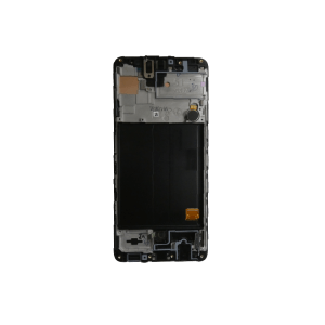 Galaxy A51 A515 LCD and Digitzer Touch Screen Assembly (Service Pack) – Black