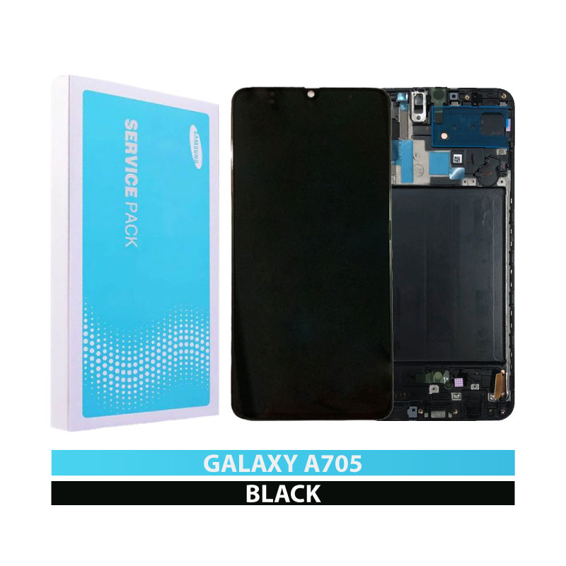 Galaxy A70 A705 Service Pack LCD Display Replacement