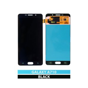 Galaxy A7 2016 (A710) LCD Display Replacement Black