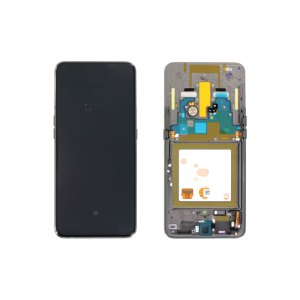 Galaxy A80 (A805F) LCD and Digitiser Touch Screen Assembly (Service Pack) – Black