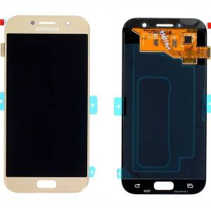 Galaxy A5 2017 Display Replacement Gold
