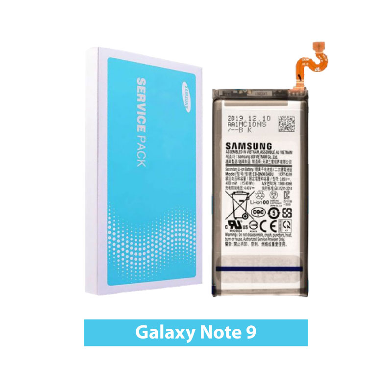 Samsung Note 9 (N960) Battery Service Pack