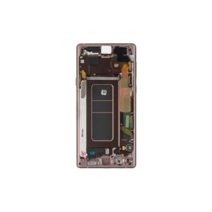 Galaxy Note 9 N960 Service Pack Display Replacement Copper/Brown