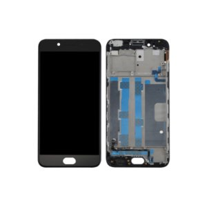 Oppo R9 Plus LCD and Digitizer Touch Screen Assembly – Black
