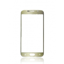 Galaxy S6 Front Glass – Gold