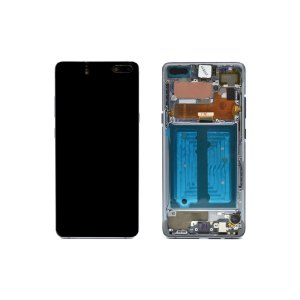 Galaxy S10 5G G977 Service Pack LCD Display Replacement Majestic Black