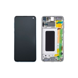 Galaxy S10e G970 Service Pack Display Replacement Prism White