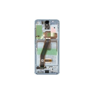Galaxy S20 G980 / S20 5G G981 Service Pack Display Replacement Blue