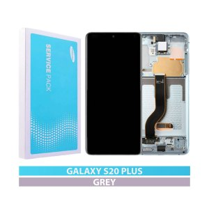 Galaxy S20 Plus G985 / S20 Plus 5G G986 Service Pack Display Replacement Grey