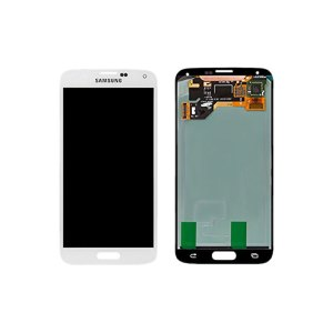 Galaxy S5 (G900I) LCD Display Replacement White