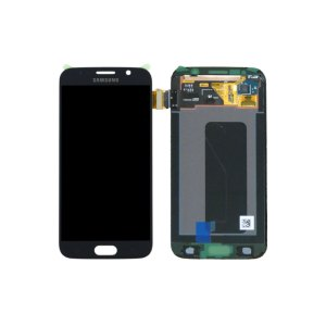 Galaxy S6 (G920I) Service Pack LCD Display Replacement Black