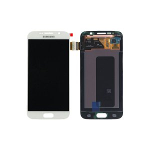 Galaxy S6 G920 Service Pack LCD Display Replacement White