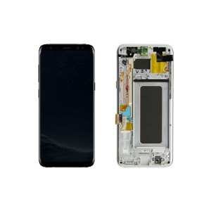 Galaxy S8 Plus (G955F) Service Pack Display Replacement Silver