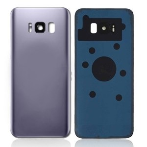 Galaxy S8 Plus (G955) Rear Glass With Camera Lens – Grey/Violet