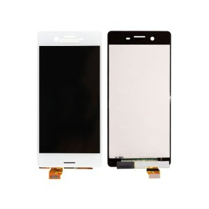 Xperia Z LCD and Digitizer Touch Screen Assembly – White