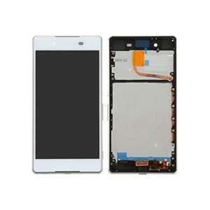 Xperia Z4 LCD and Digitizer Touch Screen Assembly (W/F) – White