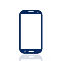Galaxy S3 Front Glass – Blue