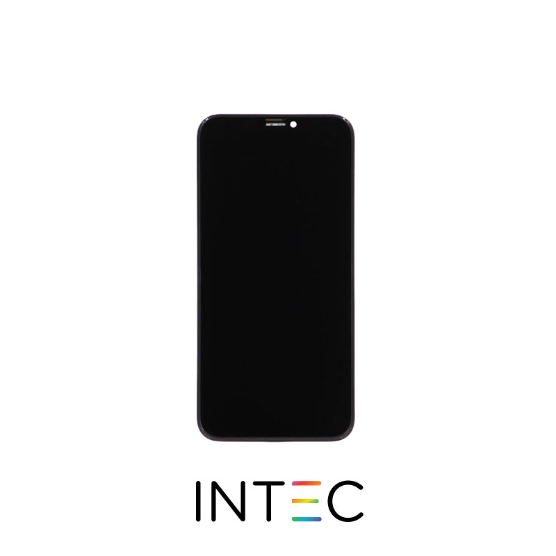 INTEC IPHONE X INCELL LCD DISPLAY BLACK