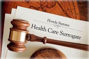 healthcare surrogate
