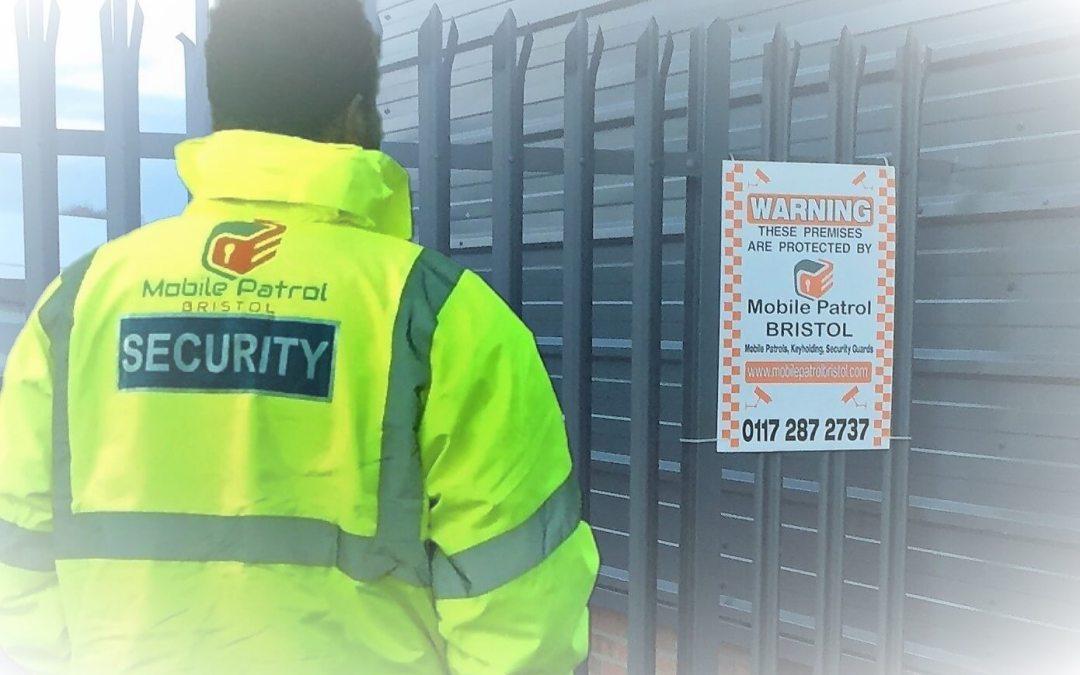 Advantages of hiring a security guard