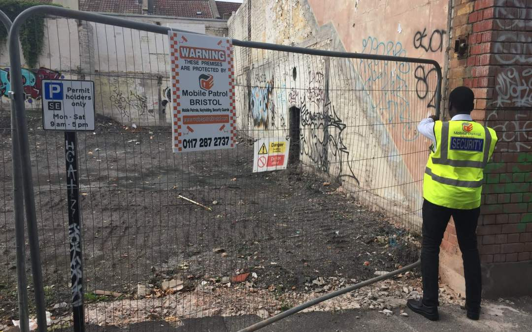 How can your business benefit from Mobile Patrol Security in Bristol?
